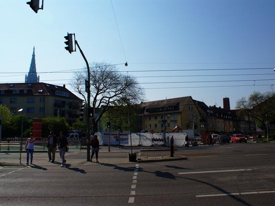 Ulm Wengentor Olgastraße Wengengasse (32)