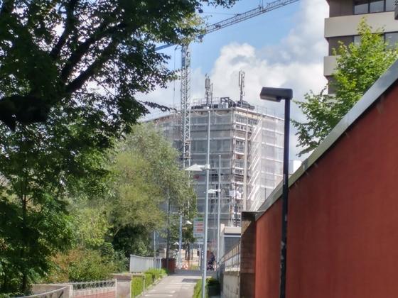 Neu Ulm Anbau und Kernsanierung Marienstraße 2
