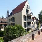Ulm, Donau, Neubau