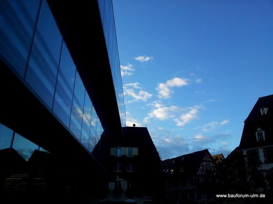 Ulm Glaspyramide Stadtbibliothek Schönste Bausünde Deutschlands  (4)