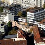 Ulm Sedelhöfe Abriss der Bestandsbebauung Oktober 2012 (1)
