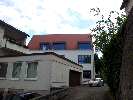 Ulm Wohn und Geschäfts Haus Hämpfergasse 9 Fischerviertel (9)