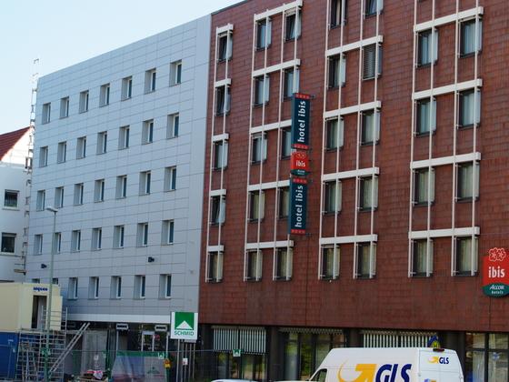 Ulm Etap-Hotel Zentrum Ulm  Neutorstraße 16 (24)