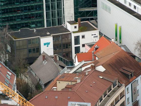 Ulm Umbau & Aufstockung  Deutschhausgasse 9 (2)