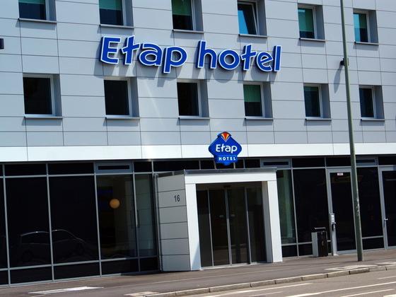 Ulm Etap-Hotel Zentrum Ulm  Neutorstraße 16 (33)