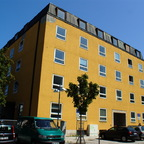 Neu Ulm Riku-Hotel  Augsburger Straße (4)