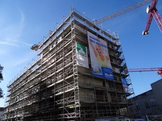 Neu Ulm Krankenhausstraße Wohnen Leben Arbeiten im Konzertsaal Oktober 2013 (8)