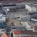 Ulm Bahnhofstraße Sedelhofgasse Wohn und Einkaufsquartier Sedelhöfe Januar 2014 (1)