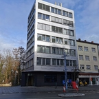 Neu Ulm, Sanierung, Marienstraße, Dezember 2020