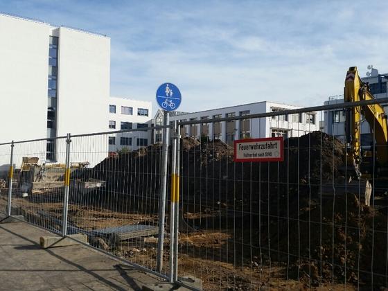 Ulm Neubau Magirusstraße Oktober 2014 4