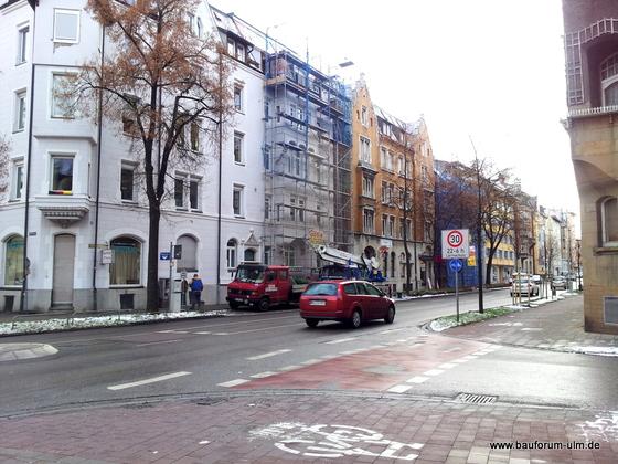 Ulm Sanierung Umbau und Neubau mit geringer Resonanz Dezember 2012 (2)