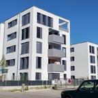 Fertiggestellt Wohnpark Gartenstraße Mai 2017