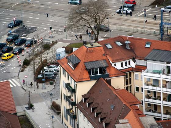 Ulm Wengentor Olgastraße Wengengasse (45)