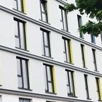 Ulm, Dichterviertel, Neubau, Mai 2020
