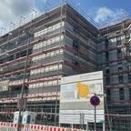 Ulm Neubau Weststadt September 2017