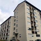 Ulm, Neubau, Bayerstraße, März 2021