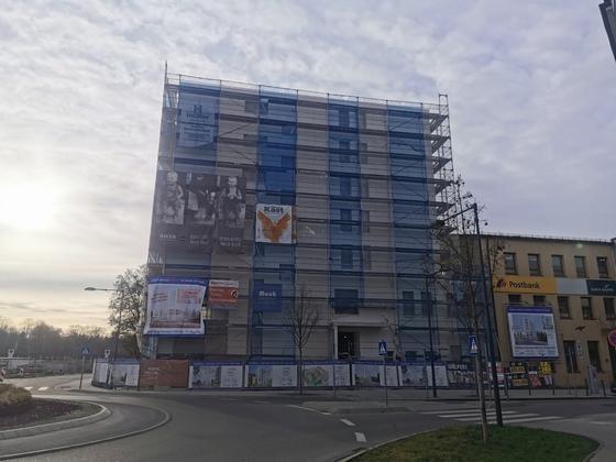 Neu-Ulm Gartenstraße Januar 2020