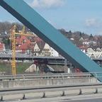 Brücke Linie 2 März