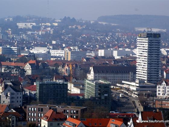 Ulm UZ Daibler Areal März 2013 (2)