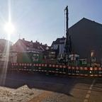 Ulm, Neubau, Karlstraße, Syrinstraße, Dezember