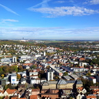Ulm Panorama Oktober 2012 Herbststimmung (9)