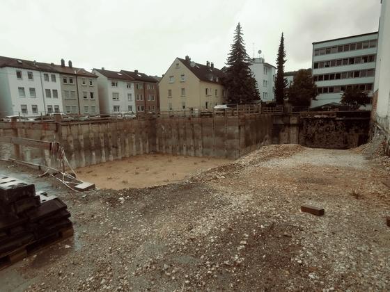 Ulm, Neubau, Karlstraße