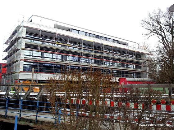 Ulm Wohnen an der Blau Februar 2013 (2)