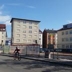 Ulm Ehinger Straße 23 Das Y Neubau Bürogebäude September 2014