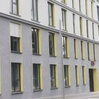 Ulm, Dichterviertel, Apartments, Juli 2020